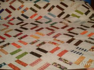 Buy your ticket to win this beautiful quilt!